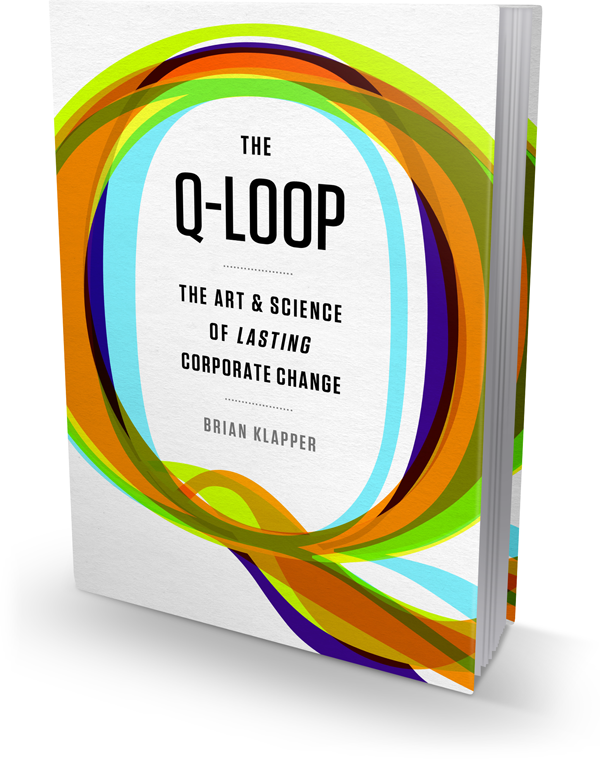 The Q Loop book cover