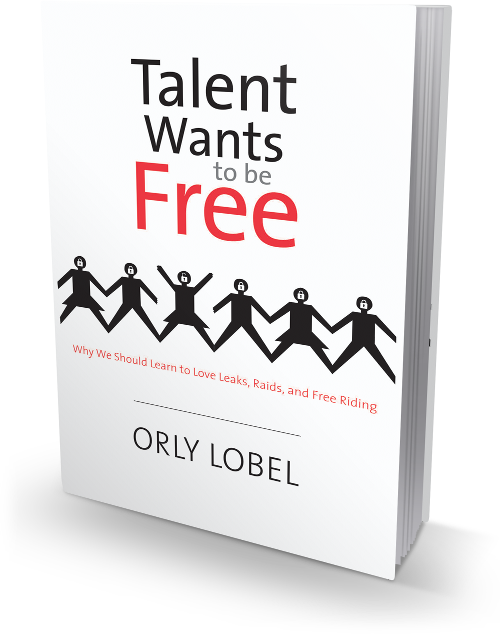 Talent Wants to be Free book cover
