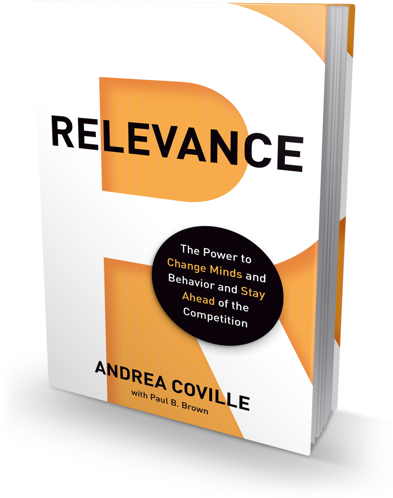 Relevance book cover