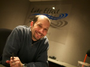 Mitch Teich, WUWM Lake Effect's Co-host and Executive Producer