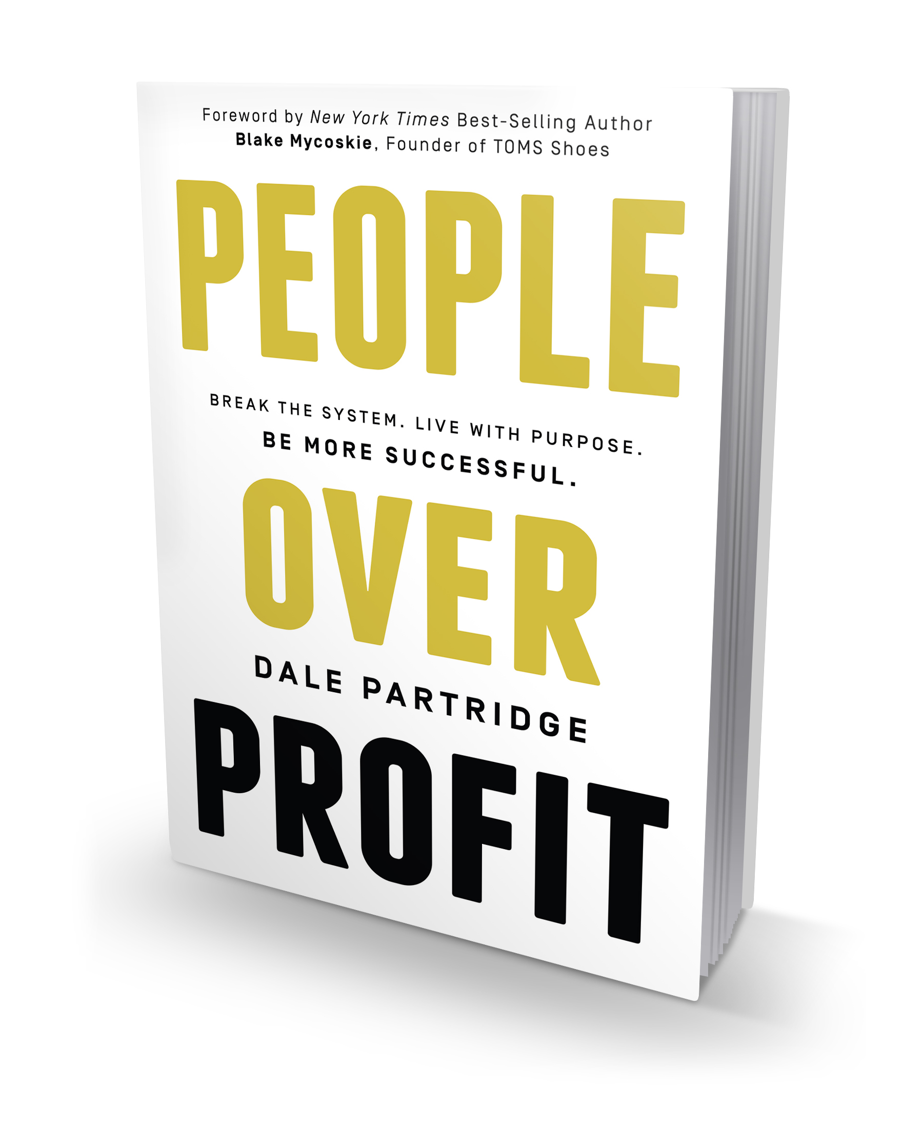 People Over Profit book cover