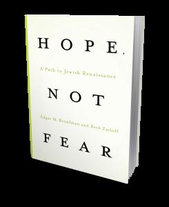 Hope, Not Fear