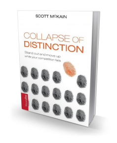 Collapse of Distinction
