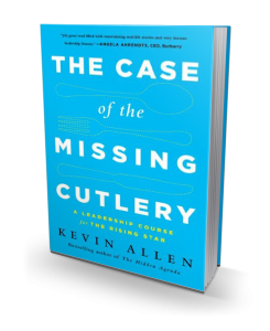 The Case of the Missing Cutlery