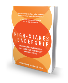 High-Stakes Leadership