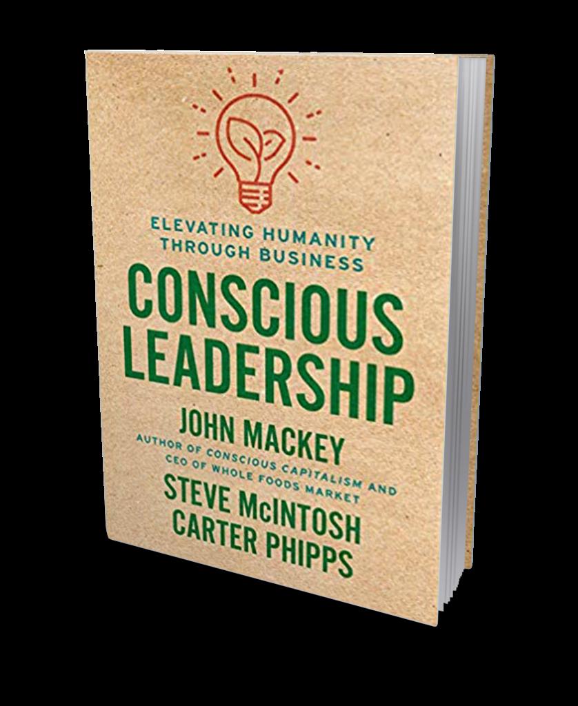 3D Book Jacket_CONSCIOUS LEADERSHIP