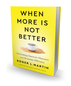 When More Is Not Better