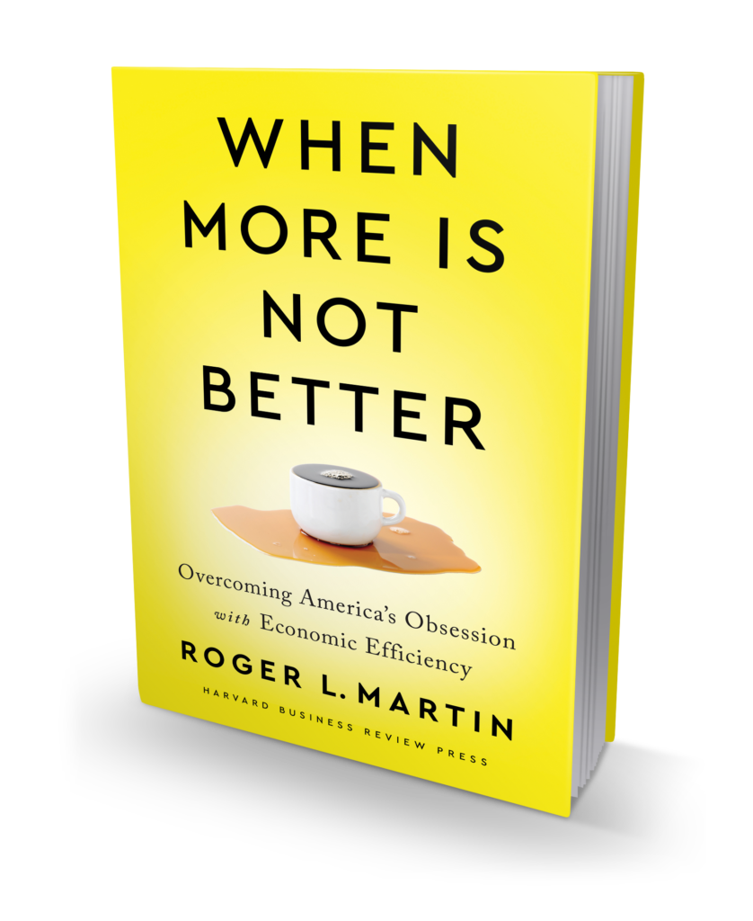 3D Book Jacket_WHEN MORE IS NOT BETTER