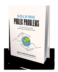 Solving Public Problems